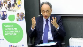 Ukraine Can Become One of Key Players of EU's Energy Market – Mingarelli